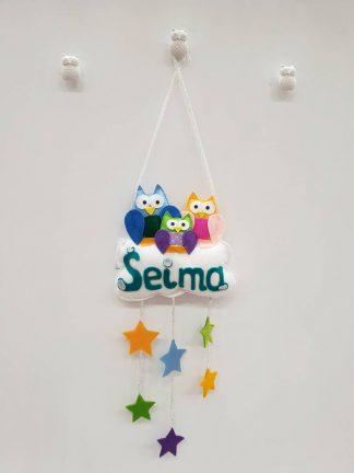 Vaikų kambario dekoracijos