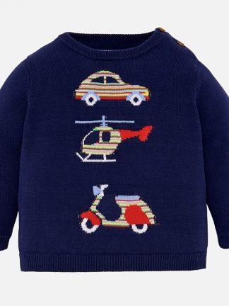 Mayoral megztiniai berniukams