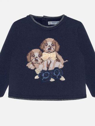 Mayoral megztiniai mergaitėms
