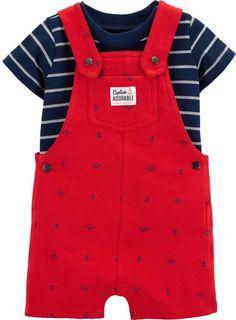 Carter's kostiumėliai kūdikiams berniukams