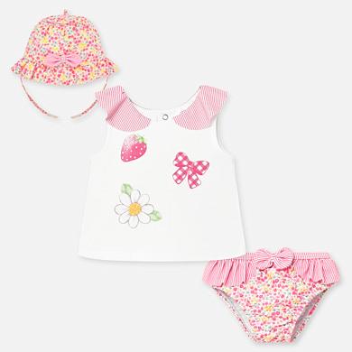 Mayoral maudymosi kostiumėlis kūdikiams